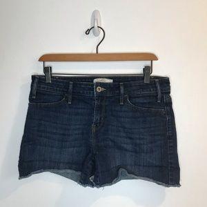 Levi's Vintage Style Jean Denim Cut Off Shorts 8